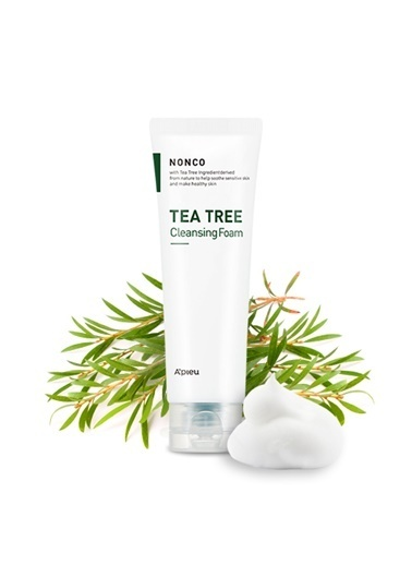 Missha A'Pıeu Nonco Tea Tree Cleansing Foam Renksiz
